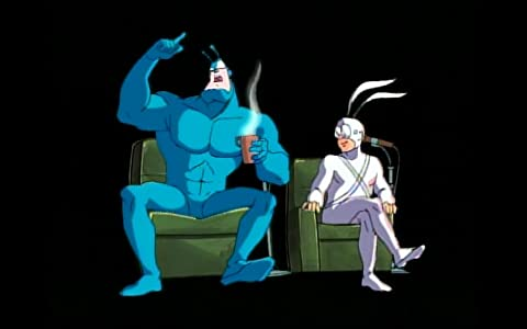 The Tick vs. the Idea Men