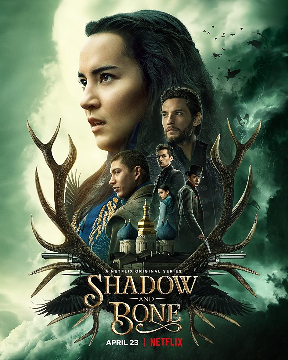 Shadow and Bone 2021 S01 Complete Hindi NF Series 1.3GB HDRip Download