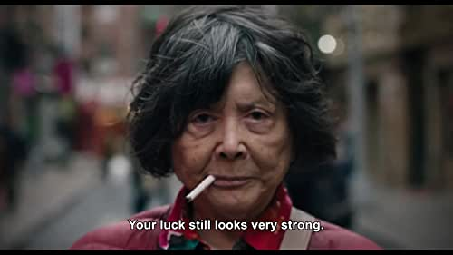 RESPECT YOUR ELDERS. In Virtual Theaters May 22, 2020. Set in New York City, an ornery, chain-smoking Chinese Grandma goes all in at the casino, landing herself on the wrong side of lu... and in the middle of a Chinatown gang war.  Director Sasie Sealy brings to life a dark comedy about immigrant life, the vulnerabilities of aging and an unexpected friendship. Set in alleyways underground mahjong parlors with a cast of richly drawn characters (including Taiwanese movie star Corey Ha) Lucky Grandma is a love letter to Chinatown and an homage to all the badass elderly women who inhabit it.