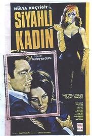 Siyahli kadin Poster