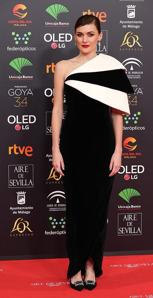 Marta Nieto at an event for Premios Goya 34 edición (2020)