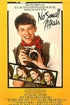 No Small Affair (1984) Poster