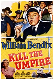 Kill the Umpire Poster