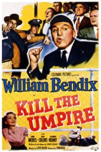 Latest movies video download Kill the Umpire [hdv]