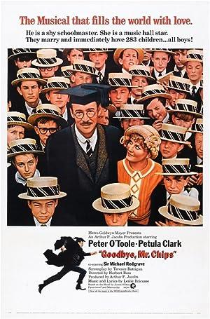 Goodbye, Mr. Chips Poster Image