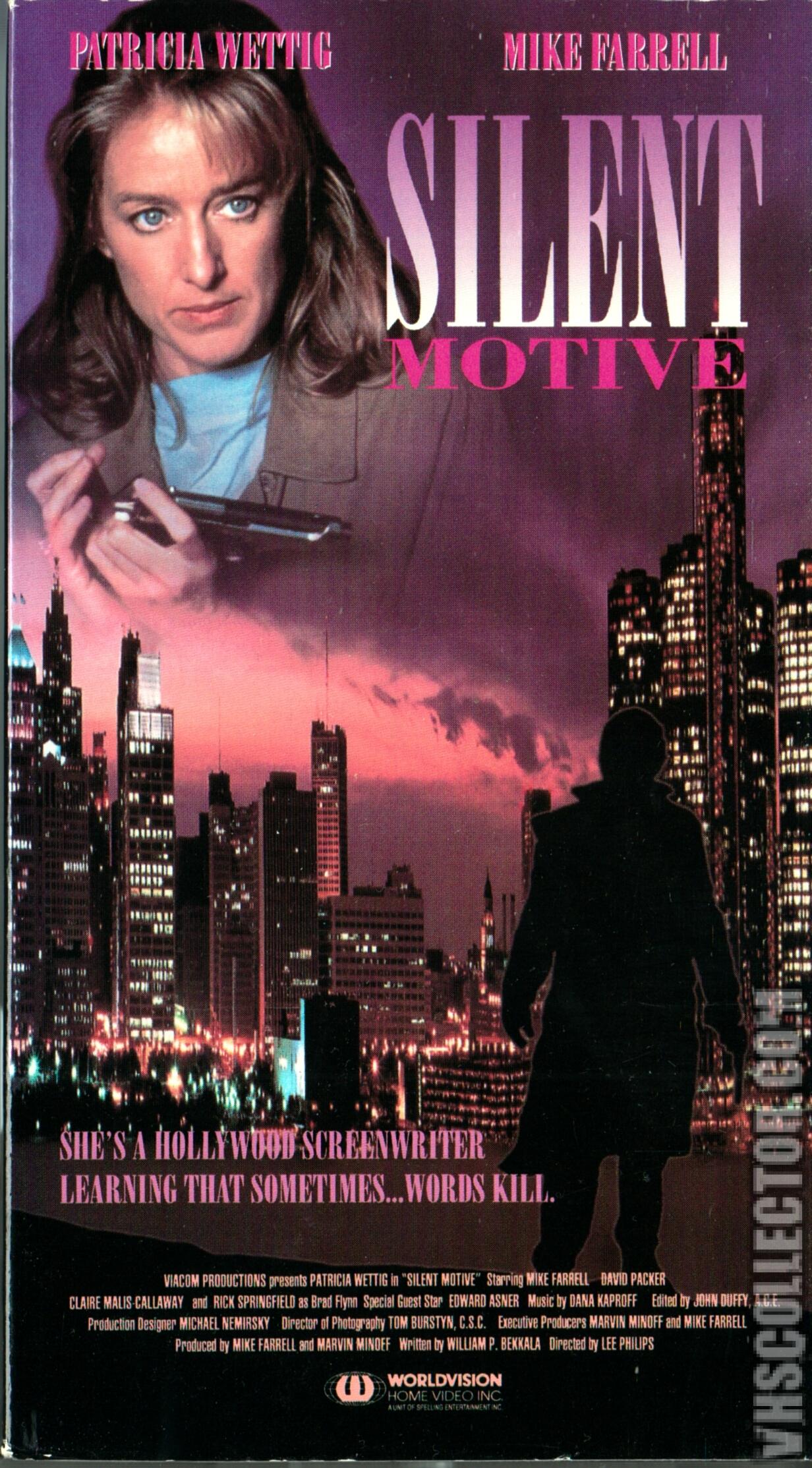 Patricia Wettig in Silent Motive (1991)