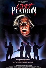 The Lost Platoon Poster