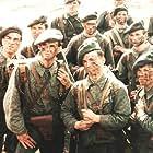 Václav Cízkovský, Pavel Hejlík, Ivo Helikar, Tomás Karger, Michal Kocourek, and Tomás Valík in Copak je to za vojáka... (1988)