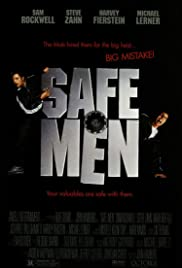Safe Men (1998) starring Sam Rockwell on DVD on DVD