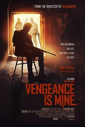 Vengeance Is Mine Poster
