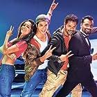 Prabhu Deva, Varun Dhawan, and Shraddha Kapoor in Any Body Can Dance 2 (2015)