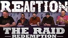 The Raid: Redemption ¡REACCIÓN DE PELÍCULA!