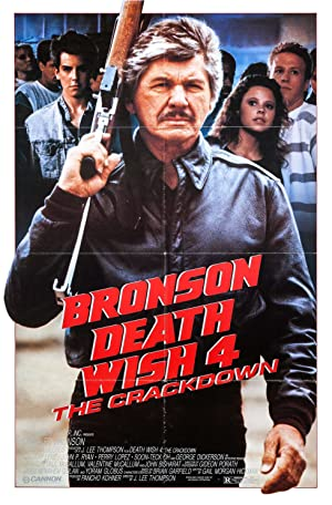 Where to stream Death Wish 4: The Crackdown