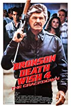 Death Wish 4: The Crackdown (1987) Poster