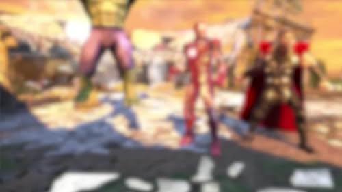 Marvel Heroes 2015: Ultron
