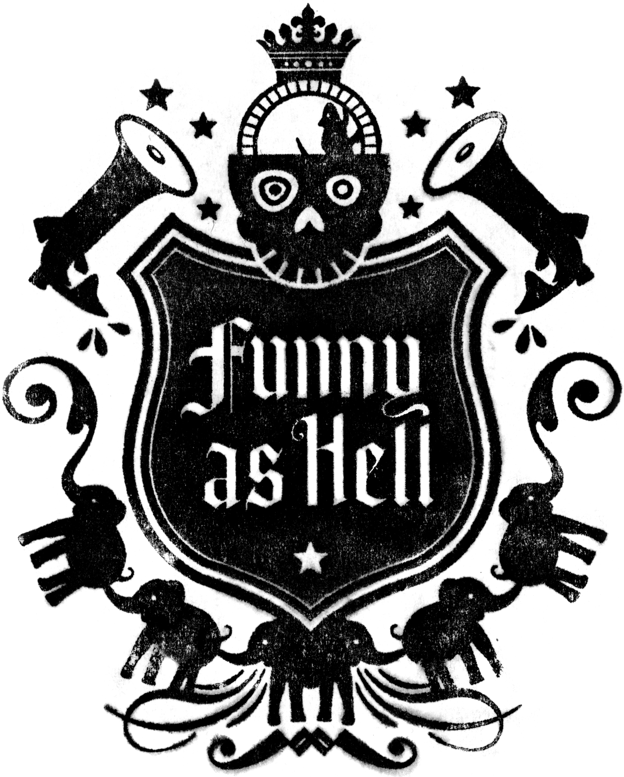 Funny as Hell (2011)