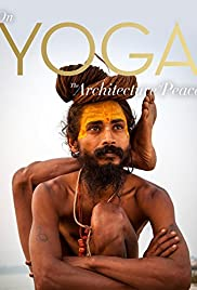 On Yoga the Architecture of Peace Poster