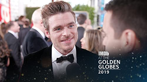 "Golden Globe-Winner Richard Madden Talks Reuniting With ""Bodyguard"" Co-Star"