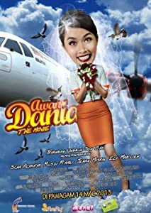 Best site for downloading movie subtitles Awan Dania: The Movie by [h.264]