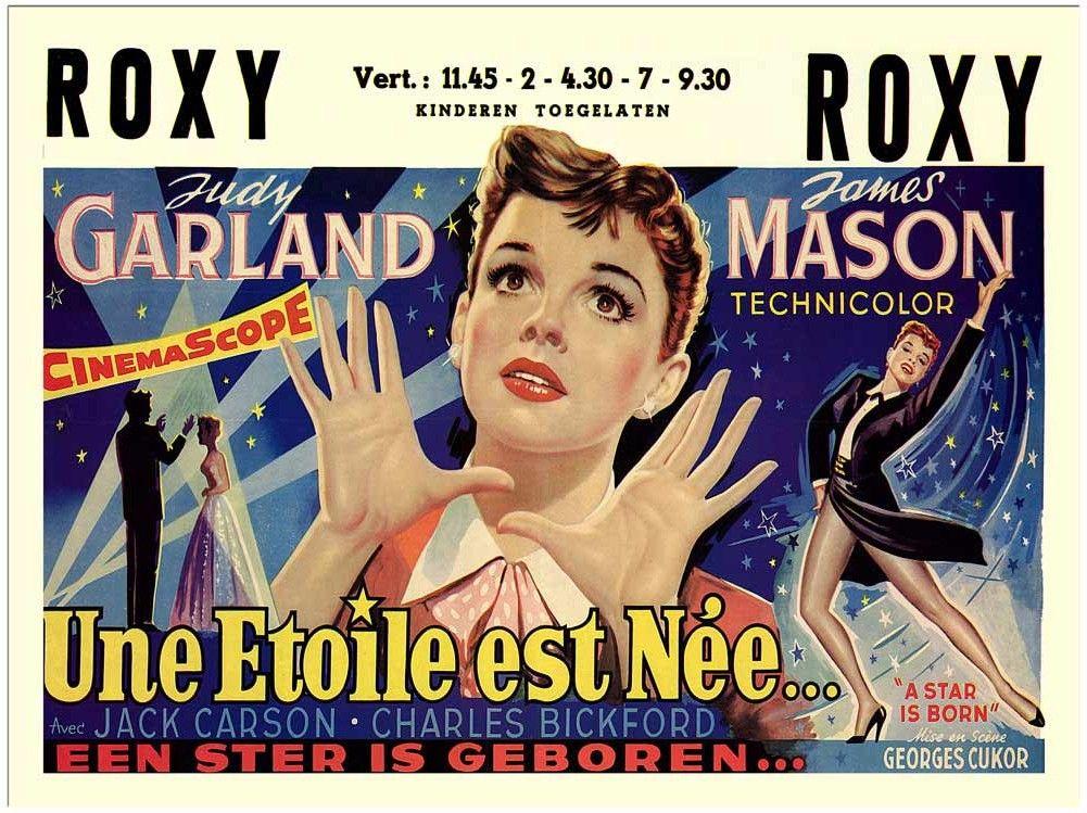 Judy Garland született egy csillagban (1954)
