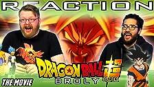 Dragon Ball Super: ¡¡REACCIÓN DE PELÍCULA Broly !!