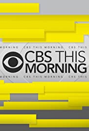 CBS This Morning: Saturday Poster