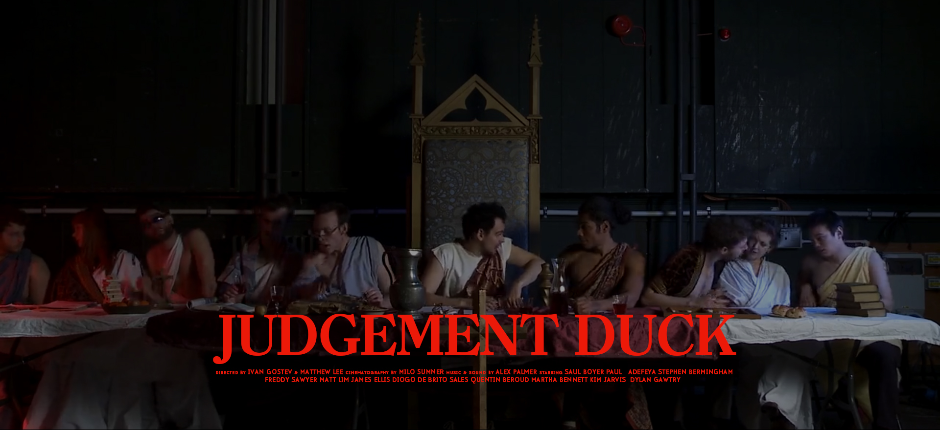 Judgement Duck (2016)