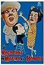O Klearhos, i Marina kai o kontos (1961) Poster