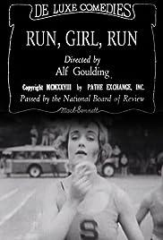 Run, Girl, Run Poster