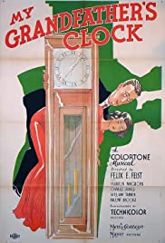 My Grandfather's Clock Poster
