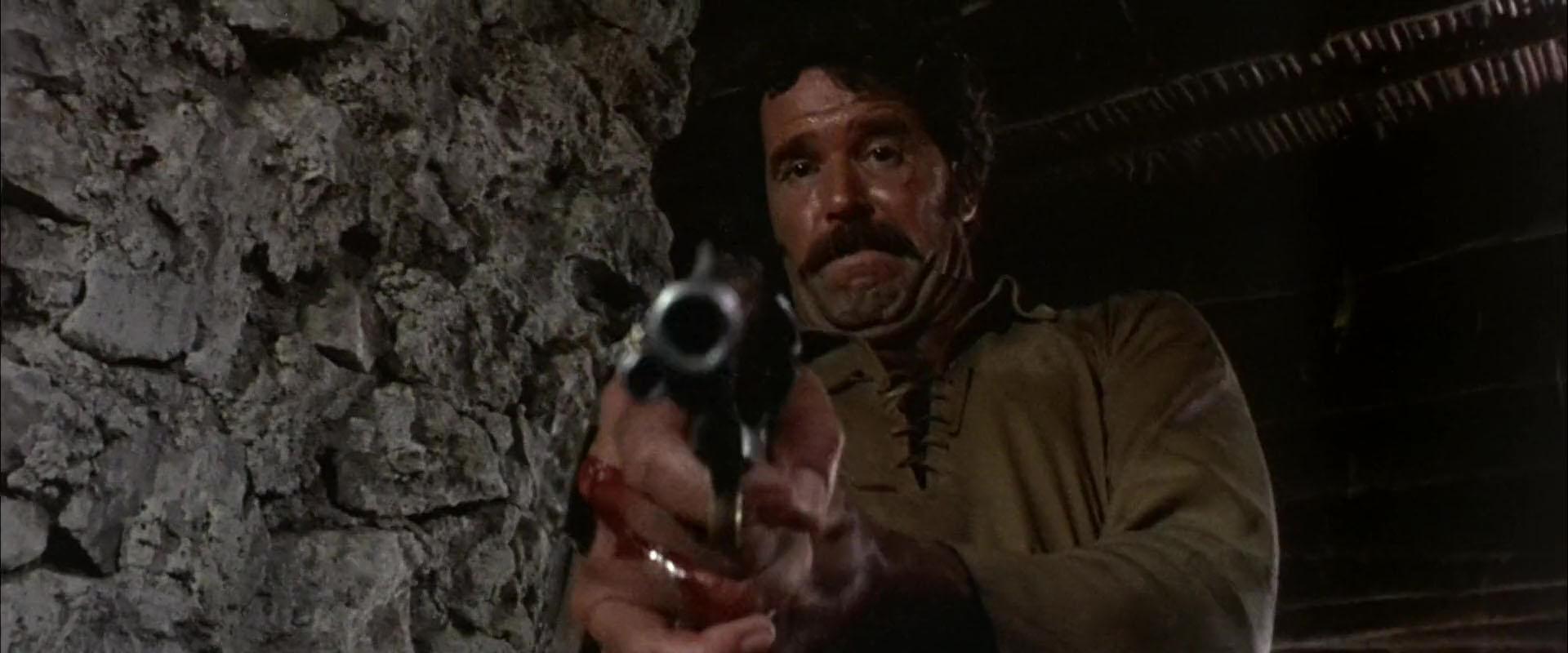 James Garner in A Man Called Sledge (1970)