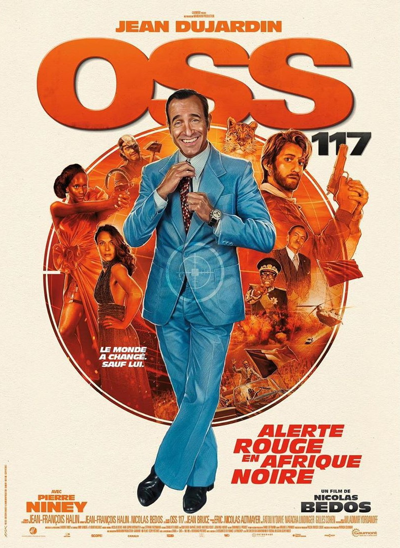 Download OSS 117: From Africa with Love (2021) Bengali Dubbed (Voice Over) HDCAM 720p [Full Movie] 1XBET Full Movie Online On 1xcinema.com