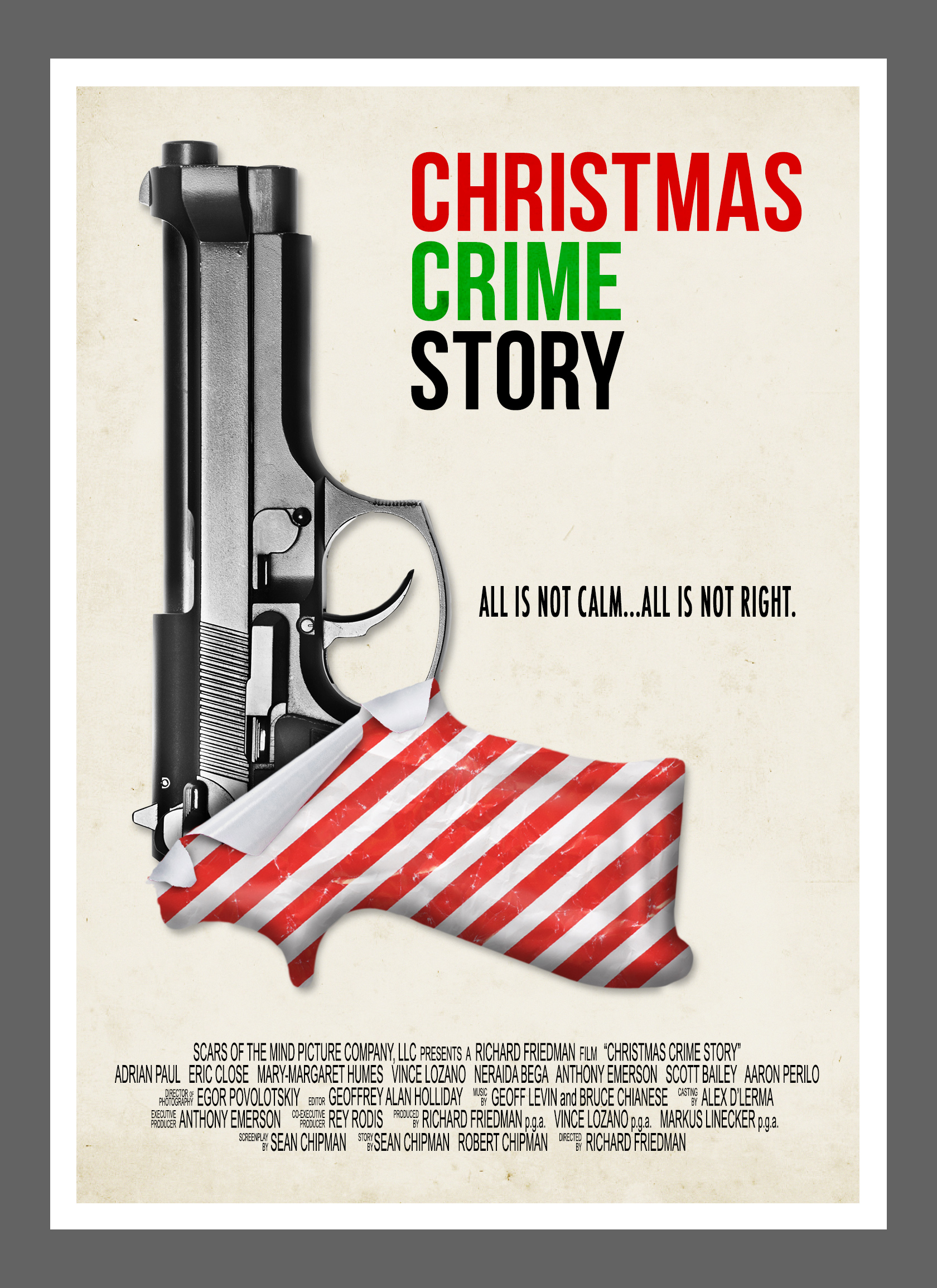 Image result for christmas crime story