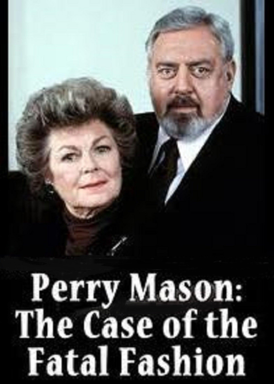 Perry Mason: The Case of the Fatal Fashion (TV Movie 1991) - IMDb
