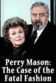 Perry Mason: The Case of the Fatal Fashion Poster
