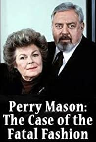Primary photo for Perry Mason: The Case of the Fatal Fashion