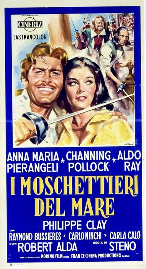 I moschettieri del mare (1962)