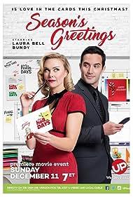 Laura Bell Bundy and Casey Manderson in Season's Greetings (2016)