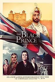 Shabana Azmi, Jason Flemyng, Keith Duffy, David Essex, Amanda Root, Rup Magon, and Satinder Sartaaj in The Black Prince (2017)