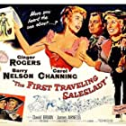 James Arness, Ginger Rogers, Carol Channing, and Barry Nelson in The First Traveling Saleslady (1956)