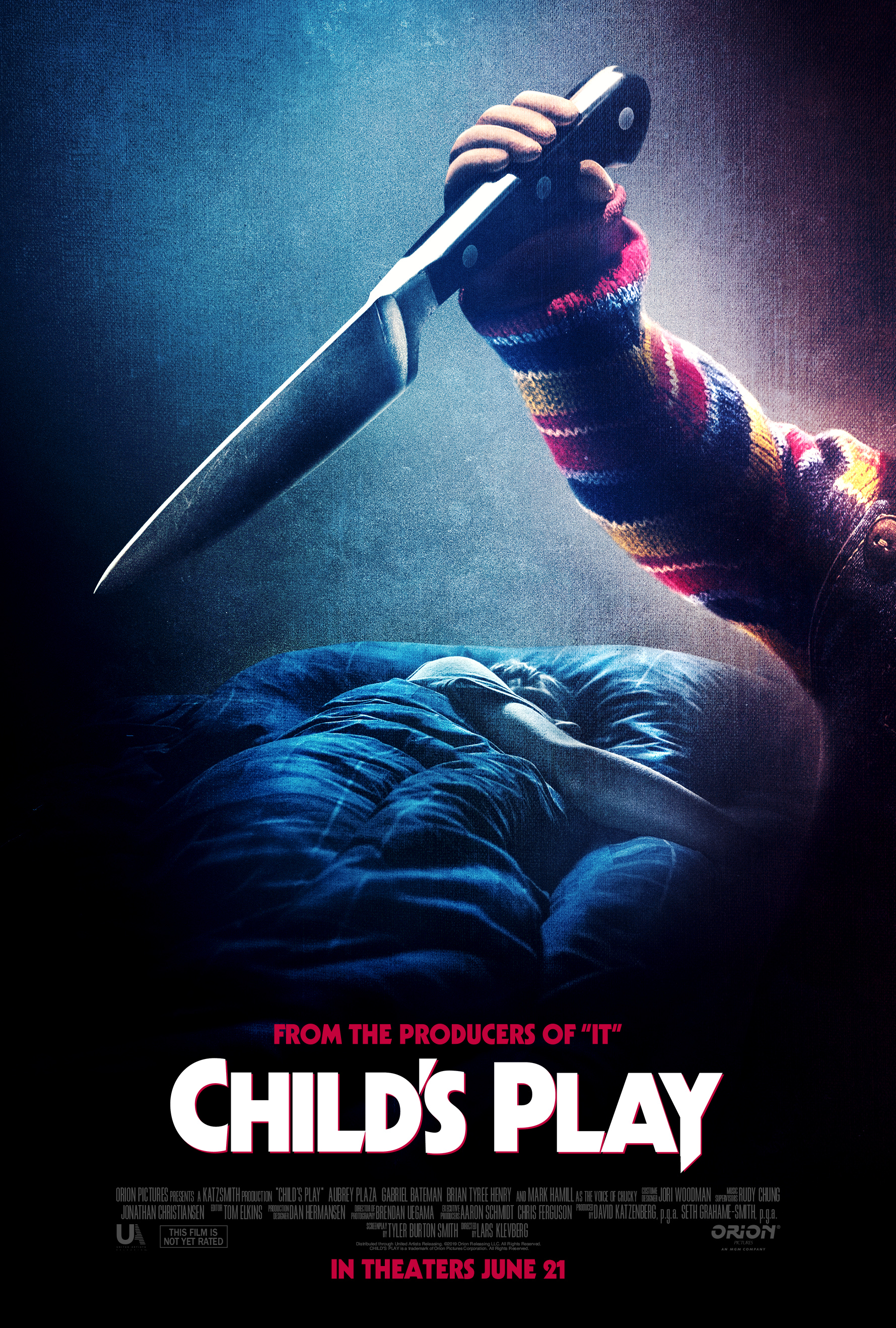 Image result for childs play movie poster 2019