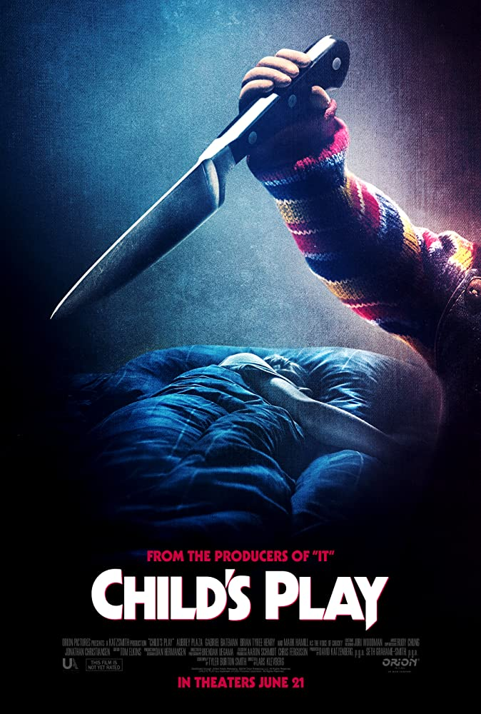 Child's Play 2019 English Movie 720p HDRip 800MB x264