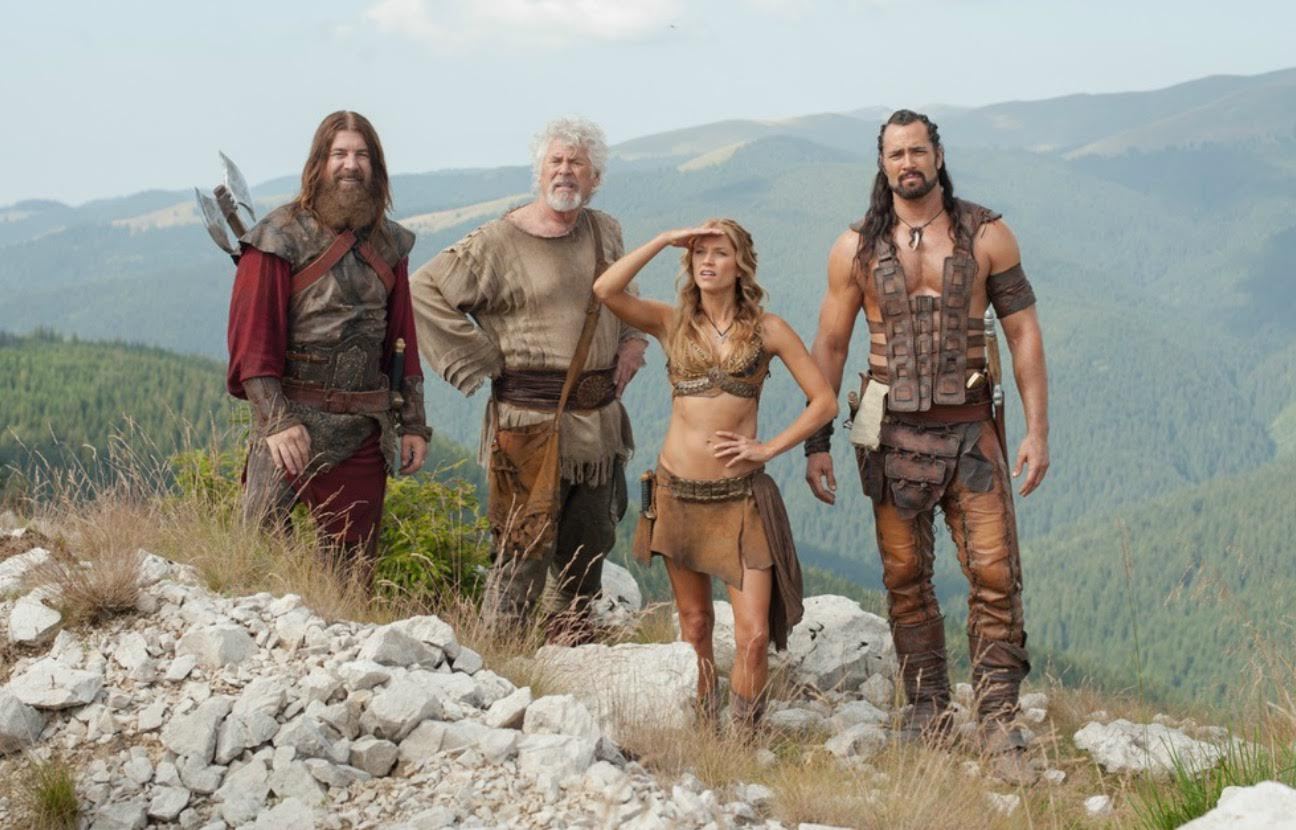 the scorpion king 4 quest for power 2015 cast