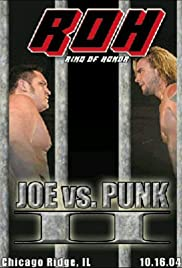 ROH Joe Vs. Punk II Poster