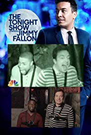 Jimmy Fallon and Kevin Hart Visit a Haunted House: Blood Manor, NYC Poster