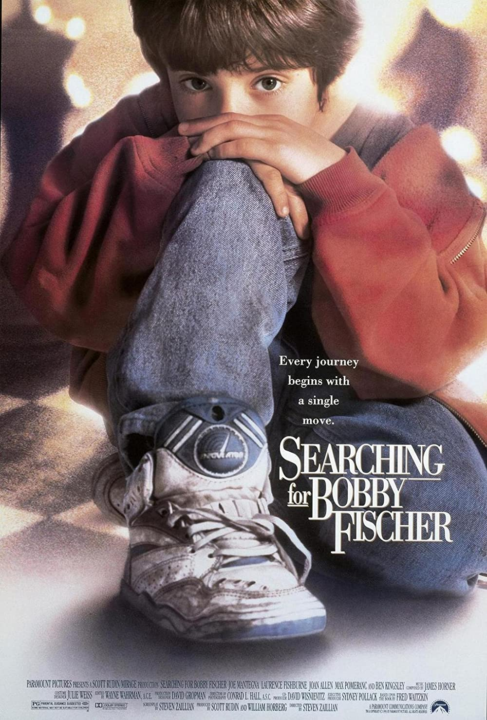 Searching for Bobby Fischer 1993 Hindi Dual Audio 400MB NF HDRip ESubs Download