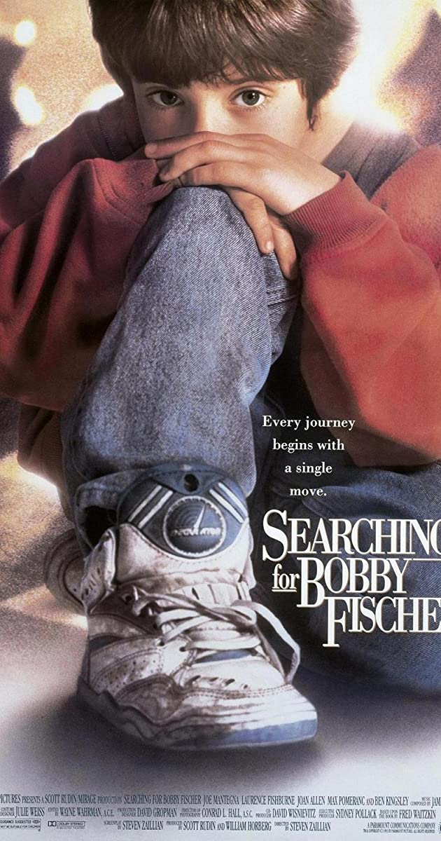 Searching for Bobby Fischer (1993) Subtitles