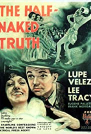 The Half-Naked Truth Poster