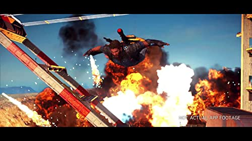 Just Cause 3: Wing Suit Experience