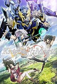 Knight's & Magic Poster